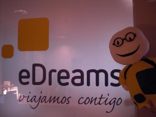 Fotograf as e informaci n de oficinas edreams en barcelona for Oficinas edreams barcelona