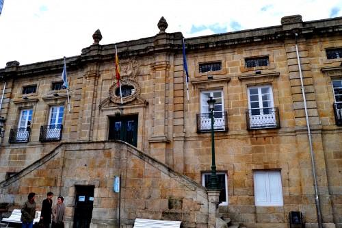 Fotografías e información de edificio del archivo(liceo) en Betanzos,  Rincones del mundo